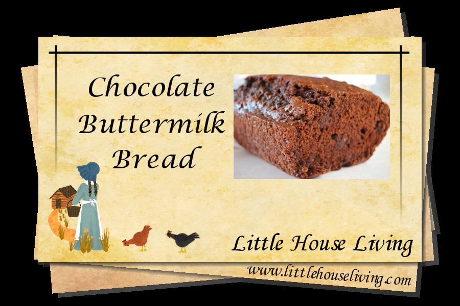 Chocolate Buttermilk Quick Bread Recipe Chocolate Bread Mac And Cheese Mac And Cheese Homemade Quick Bread Recipes