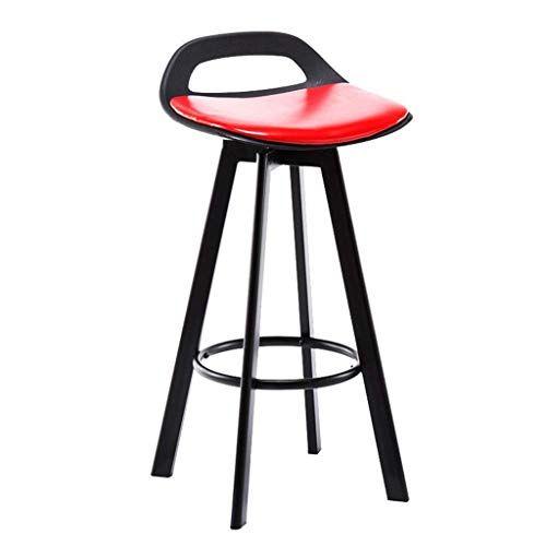 Incredible Bar Chair Iron Bar Stool Rotating Modern Simple High Stool Bralicious Painted Fabric Chair Ideas Braliciousco
