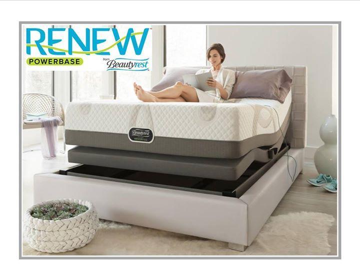 Nuflex Adjustable Base From Beautyrest Adjustable Beds