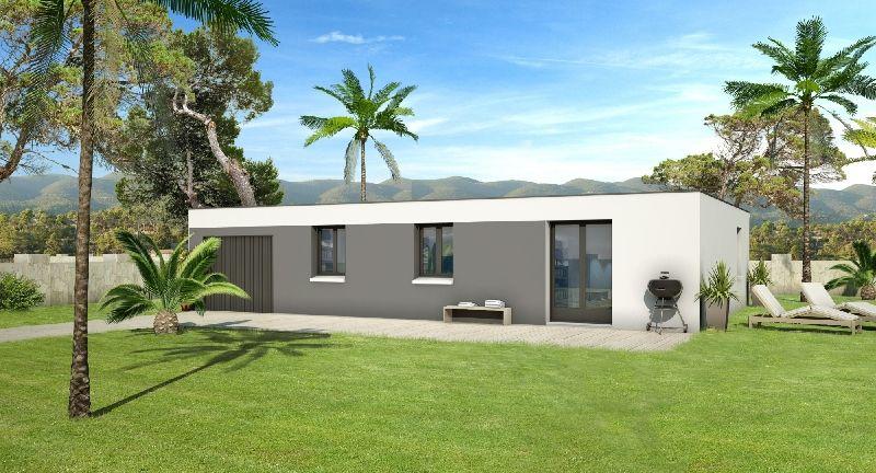 Constructeur maison, villa Angelina , construction villas design - construire une maison de 200m2