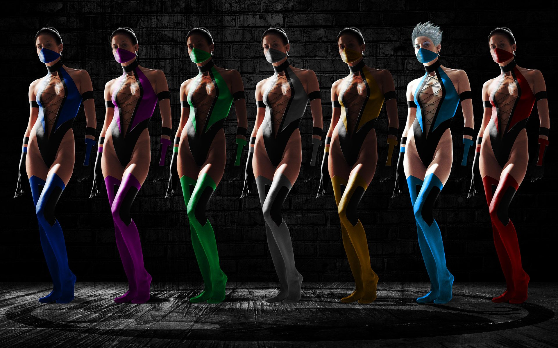 Image Result For Mortal Kombat X Female Characters Female