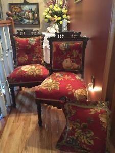 Victorian Lakeland Chairs Ottawa Ottawa / Gatineau Area Image 1