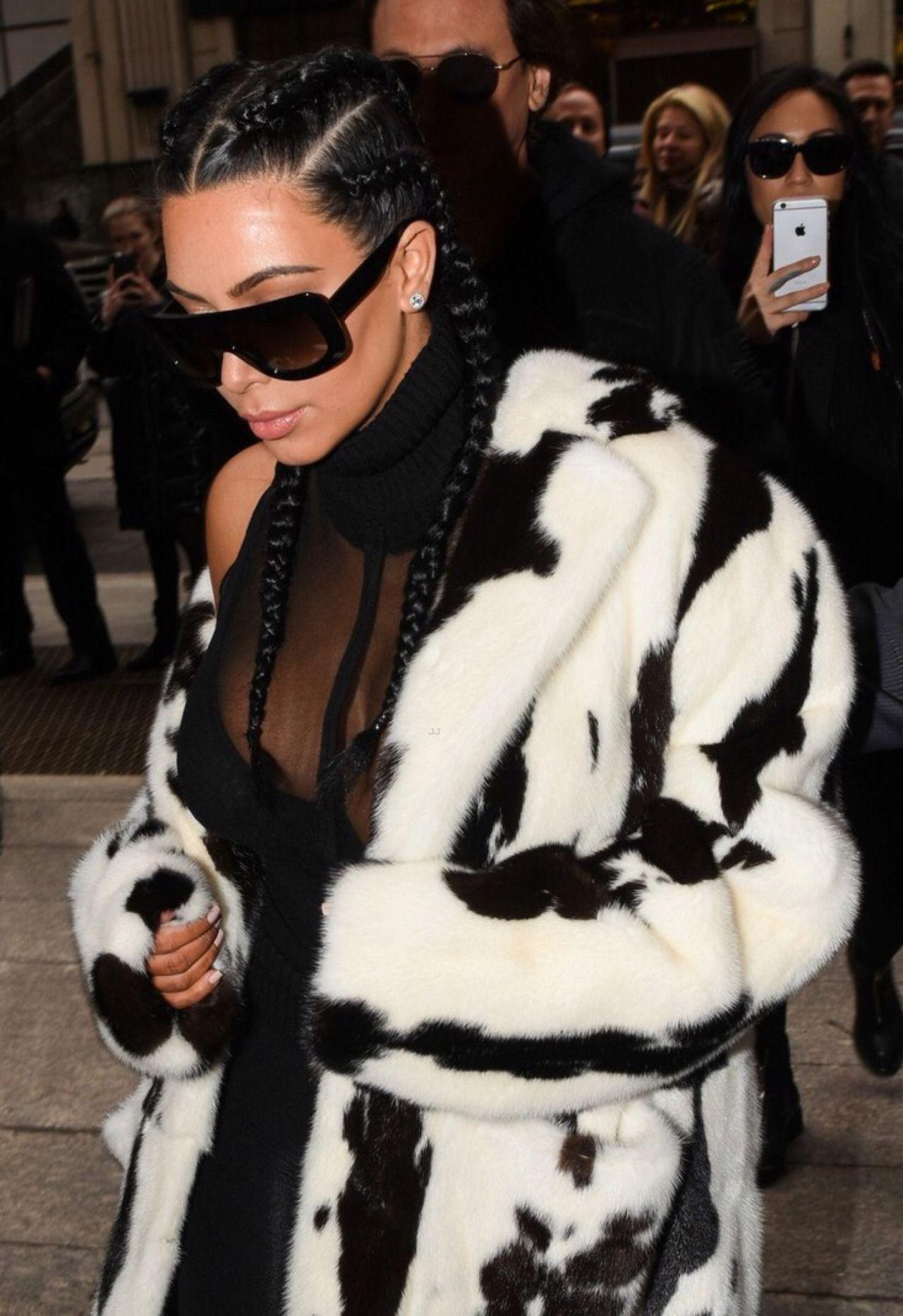 K Dashworld Kim Kardashian Braids Kim Kardashian Short Hair Kim Kardashian Pregnant