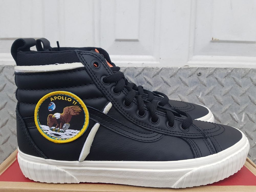 dec6cc5e01be49 NEW IN THE BOX VANS SK8-HI 46 MTE DX LIMITED EDITION NASA SPACE FOR ...