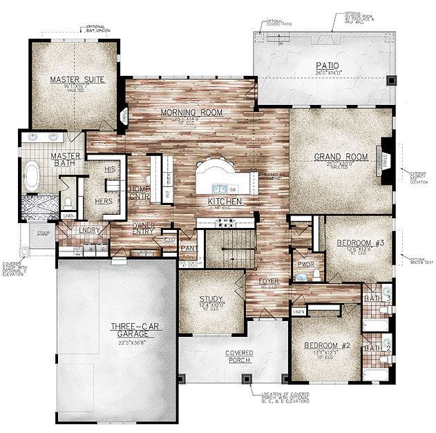 Sopris Homes Colorado Front Range Luxury Communities How To Plan Floor Plans Dream House Plans