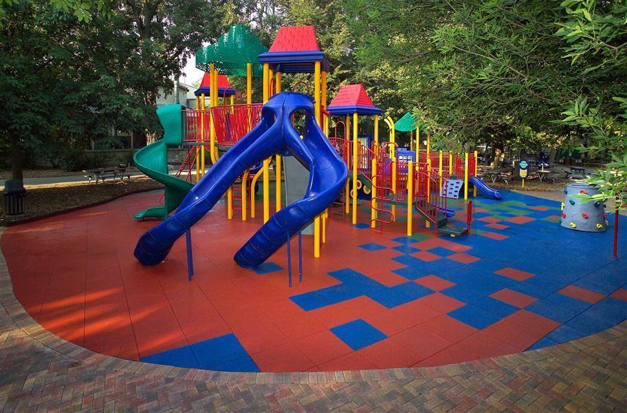 PlaySafe Interlocking Playground Tiles Designer (With