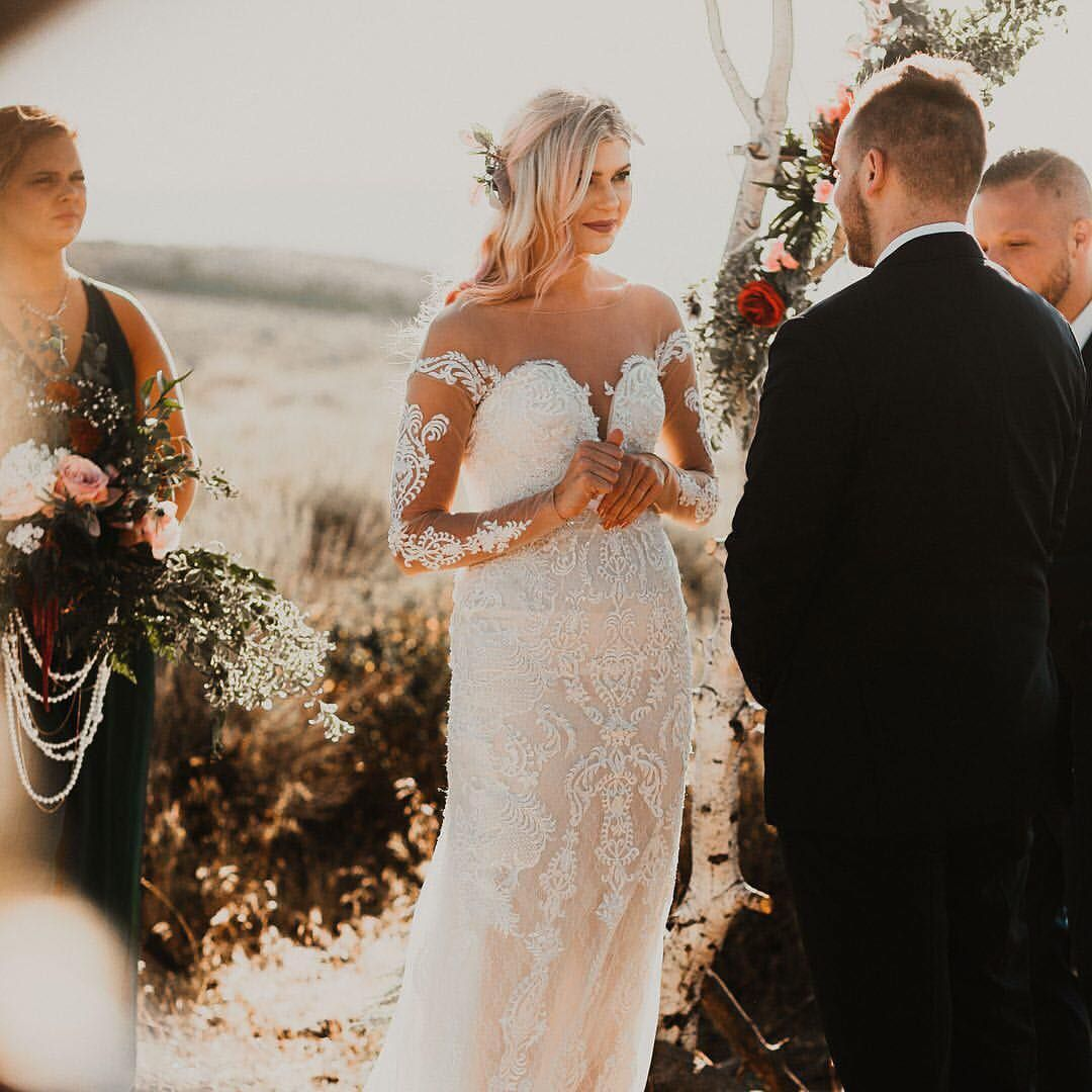 Bohemian bride on instagram l Wedding styles, Wedding