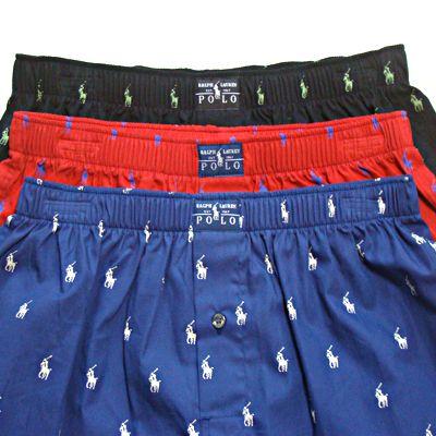 polo boxer | Ralph Lauren Polo Allover Pony Boxers Splash