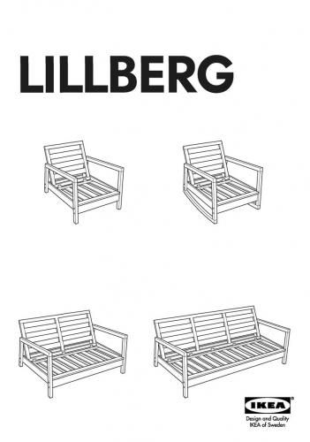 Ikea Lillberg Chair Instructions By