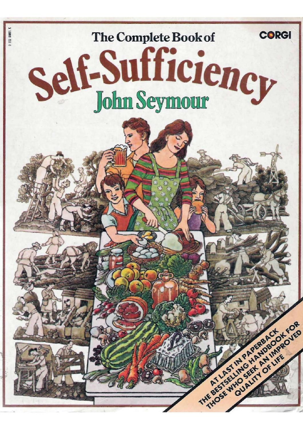 28b00df728045cf79165cce0f94e8b30 - The New Self Sufficient Gardener John Seymour