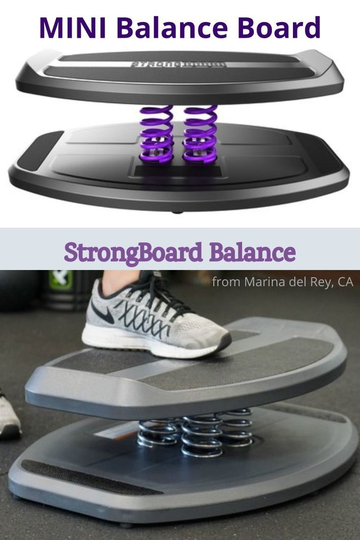 Strongboard Mini Is The Go To Tool For Gains In Core Strength Balance Board Flexibility And