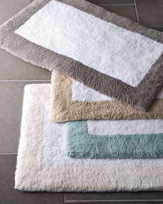 23 X 39 Tuscany Bath Rug With Images Floral Bath Rugs Bath