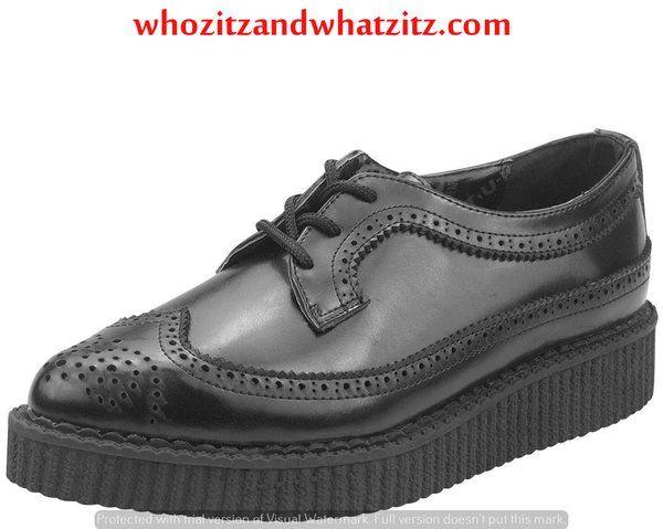 Chaussures TUK Viva grises Casual unisexe r3E36DCdS