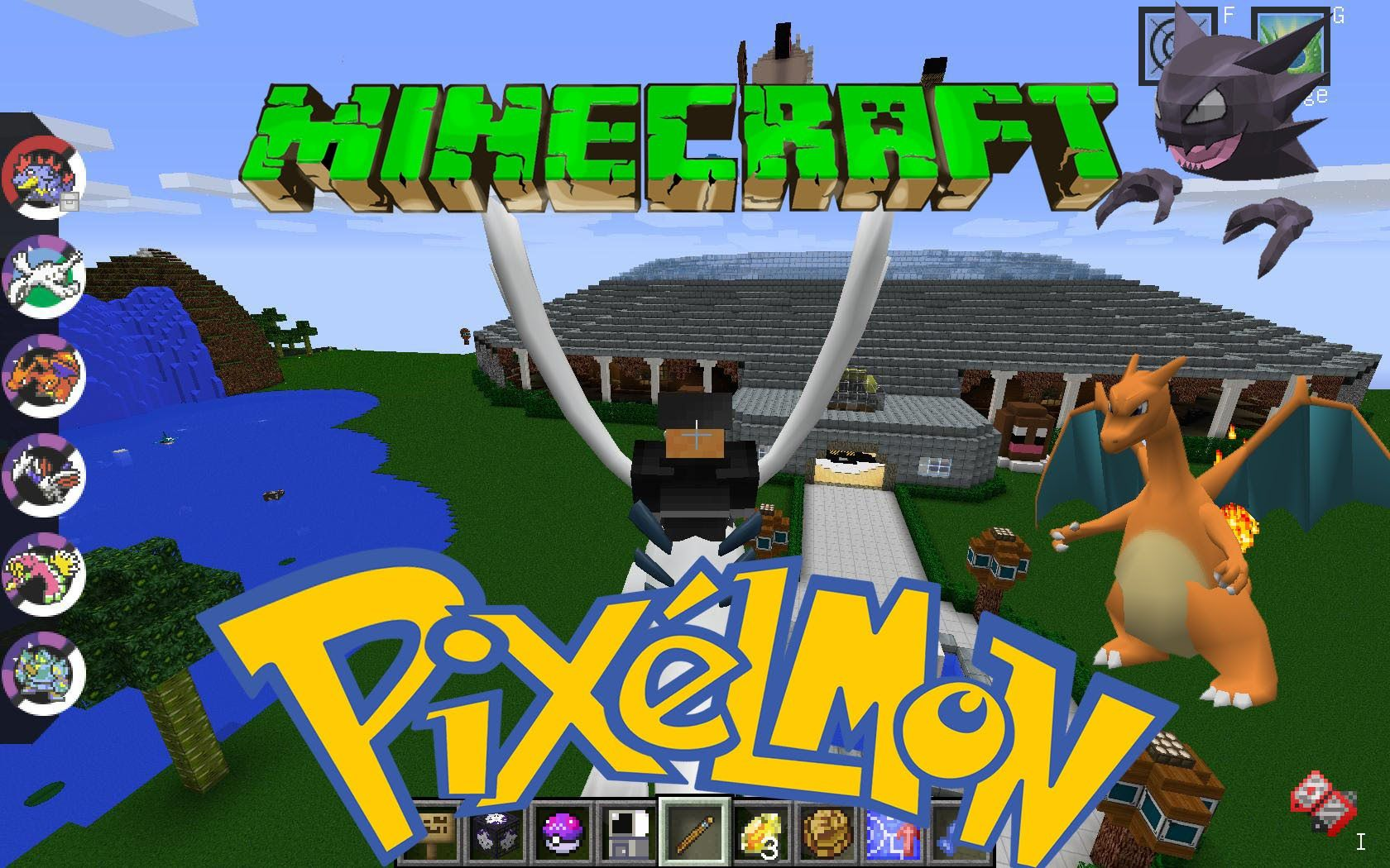 Minecraft pixelmon emerald #21 'the best pixelmon server' w.
