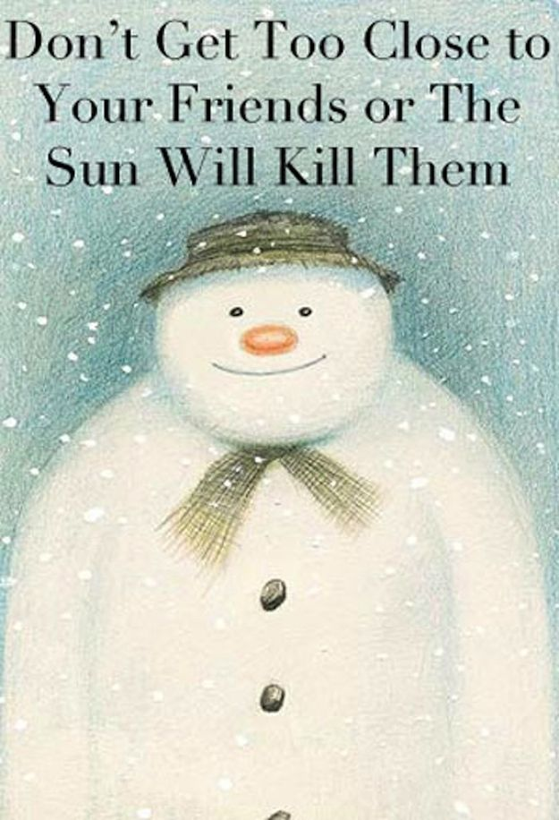 11 Classic Children's Books With Titles That Reflect Their Dark Message