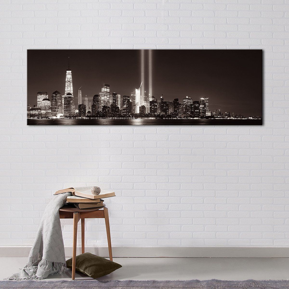Ground Zero NYC Multi Panel Canvas Wall Art #groundzeronyc