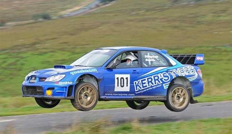 Subaru WRC S12 LHD Irish Tarmac Spec Subaru wrc, Subaru