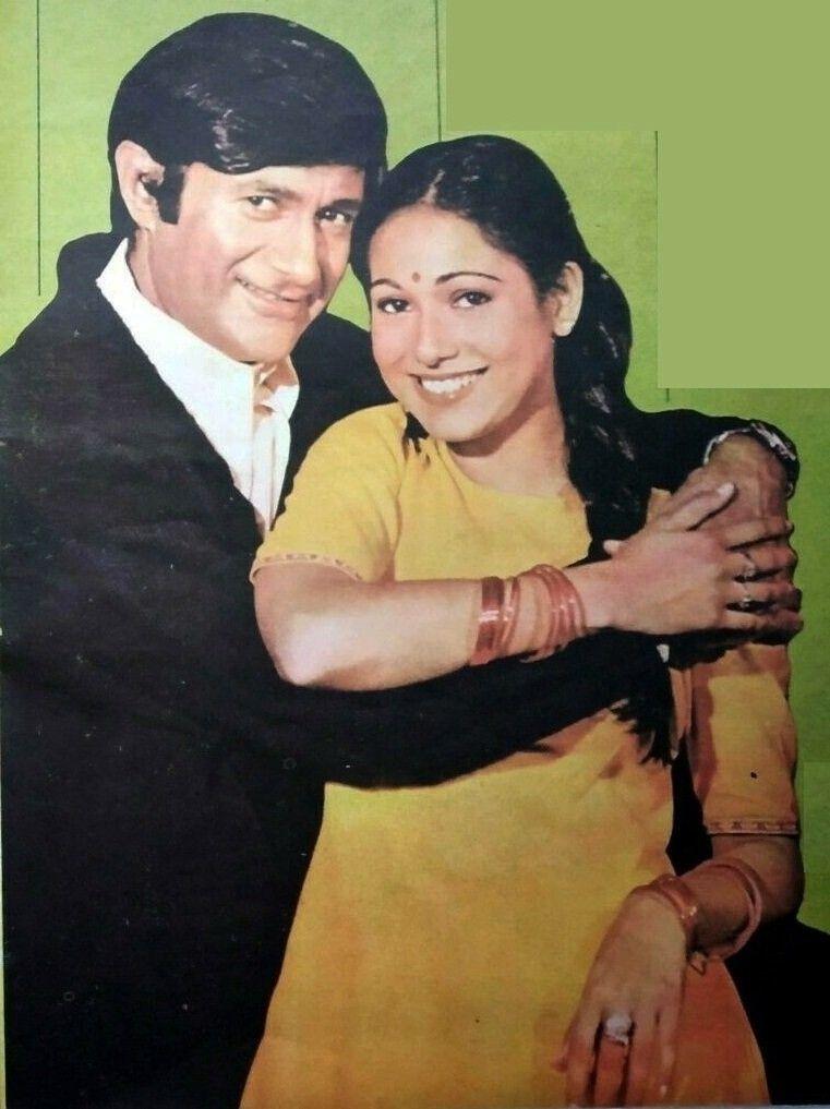 Devanand with Tina Munim | Bollywood, Actresses, Tina