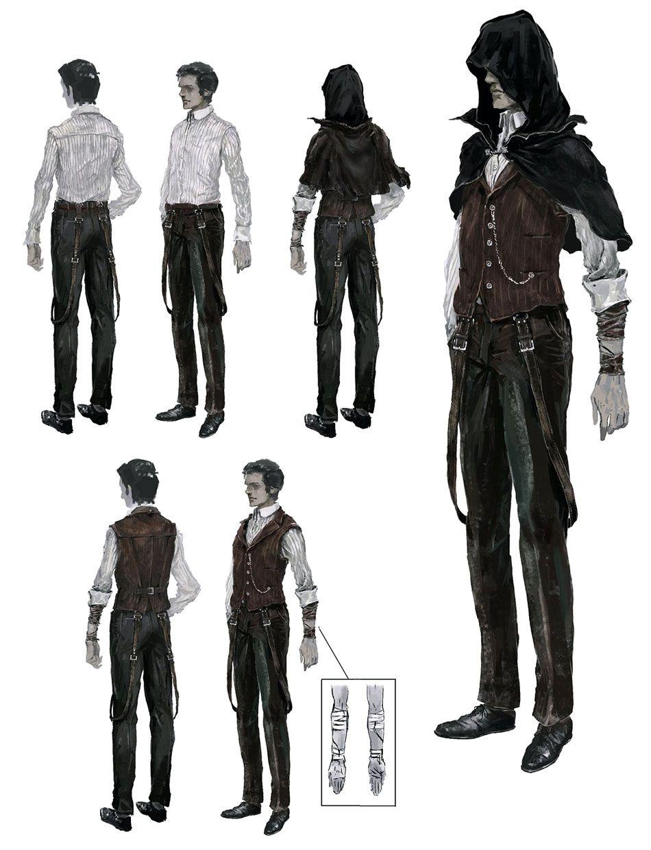 2018 年の foreign attire from bloodborne bloodborne pinterest