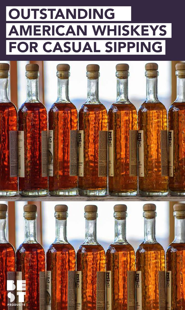Photo of Some of the Best Whiskey is Made in the U.S. — Here Are Our Current Favorite Picks