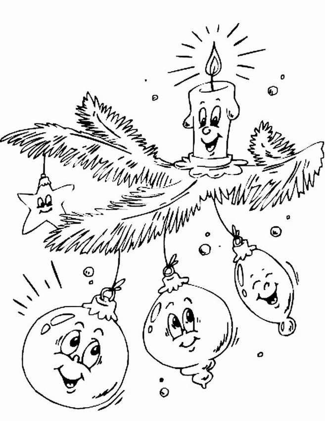 schablonen-weihnachtsbaum auf dem fenster neujahr - arts