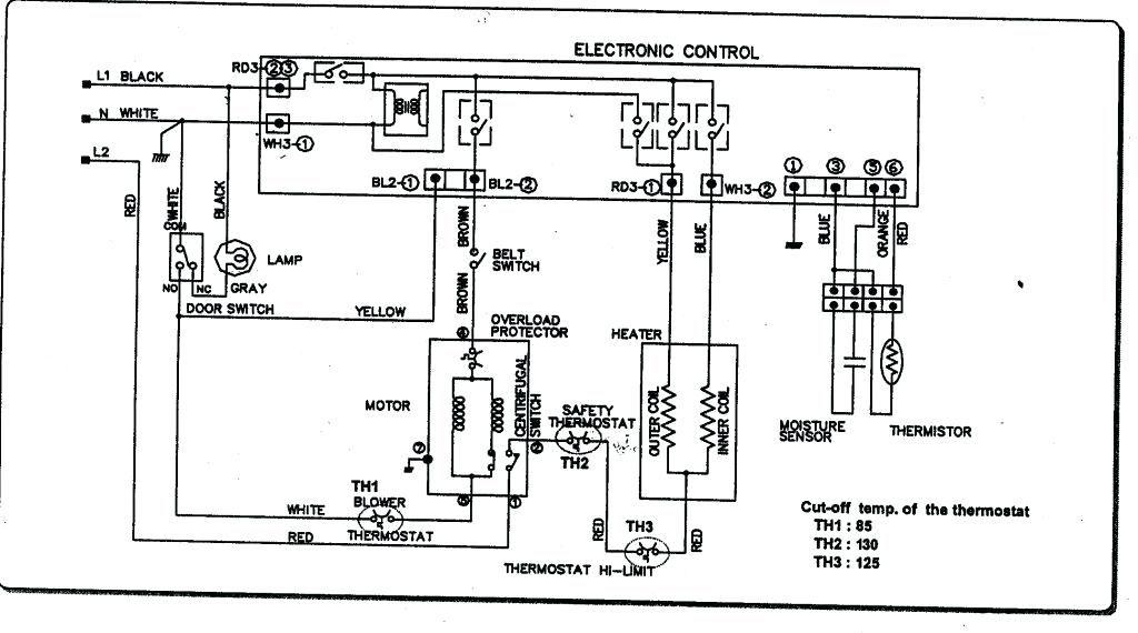 Wiring Diagram Of Washing Machine Motor Bookingritzcarlton Info Washing Machine Motor Washing Machine And Dryer Washing Machine