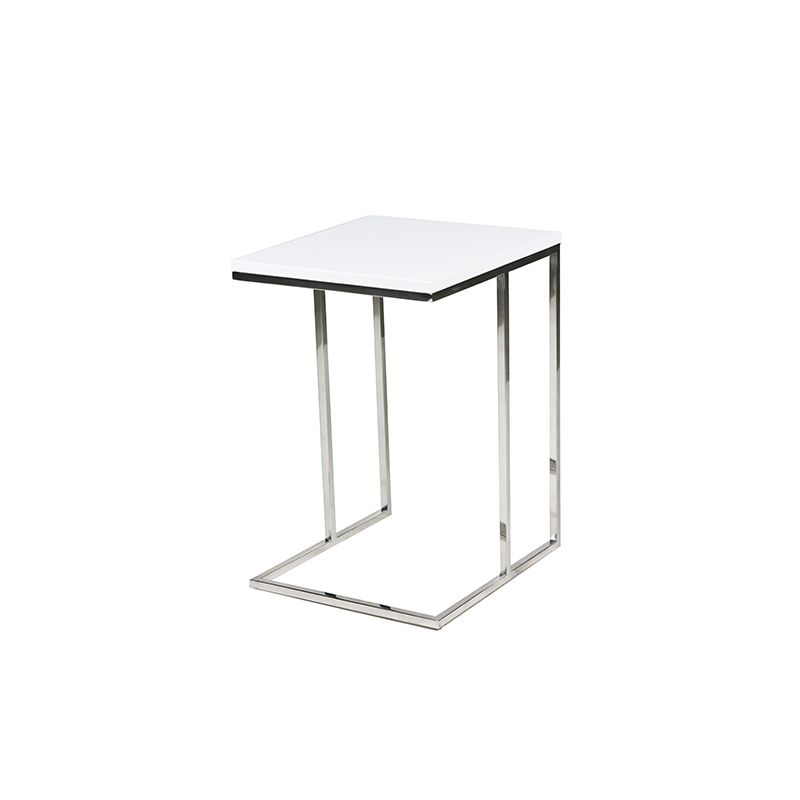 Metro Tray Side Table White White Side Tables Table Furniture