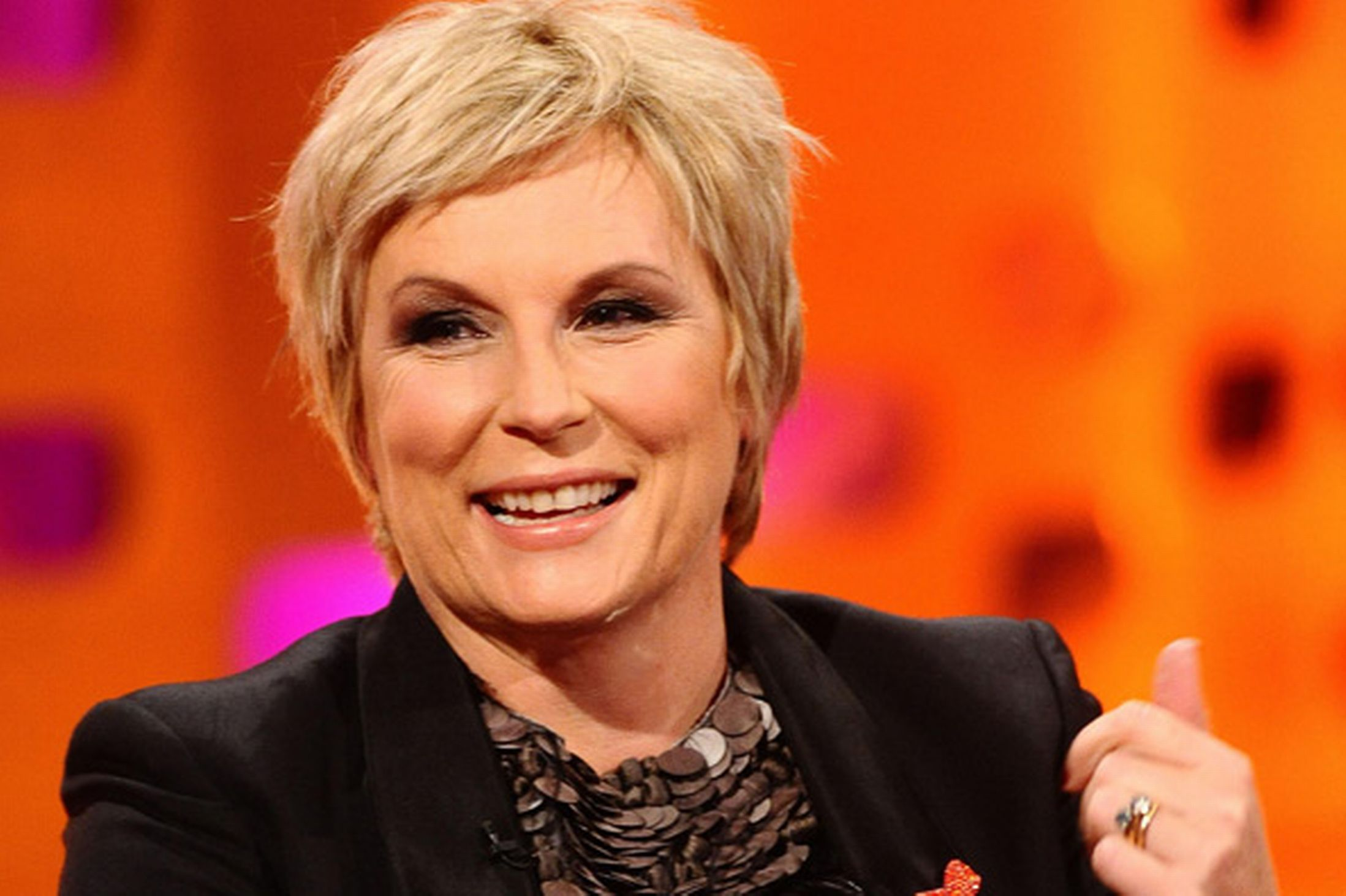 Jennifer Saunders confirms she is making Absolutely