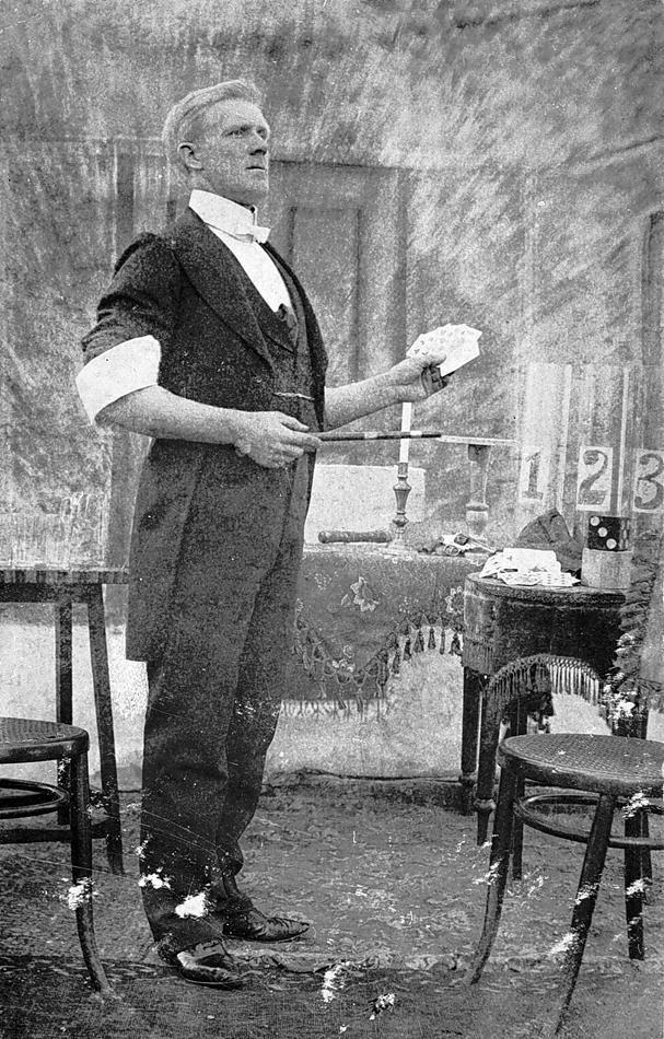 Vaudeville Magician