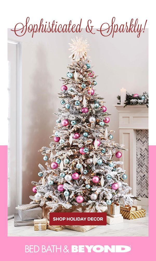 For A Tree That S Both Classy And Whimsical We Love This