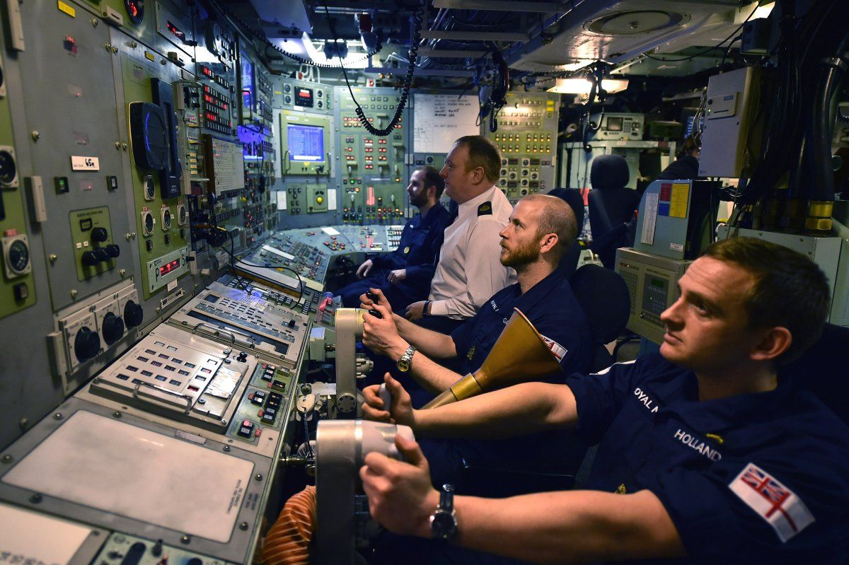 Cramped And Heavily Armed See What Life Is Like Aboard A Nuclear Submarine With These Photos Nuclear Submarine Royal Navy Submarine
