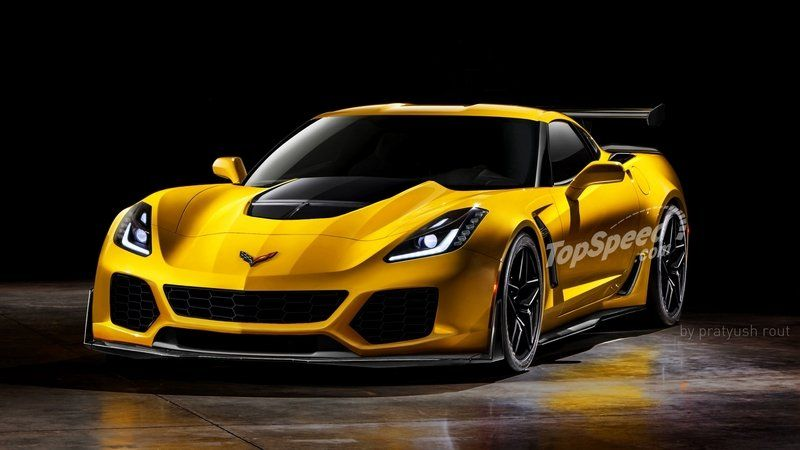 2018 Chevrolet Corvette Zr1 Picture 714512 Car Review Top