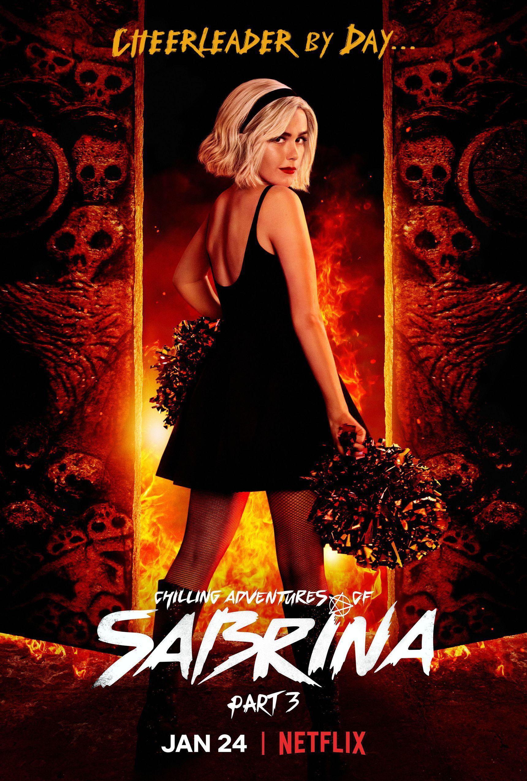 Descargar El Mundo Oculto De Sabrina Temporada 3 08 08 Latino Full Hd Mega Mediafire Fotos De Sabrina Famosos Temporada 3