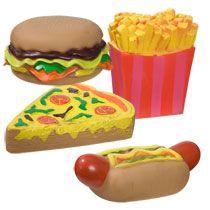 Bulk Fast Food Vinyl Dog Toys At Dollartree Com Dogs Dog Toys
