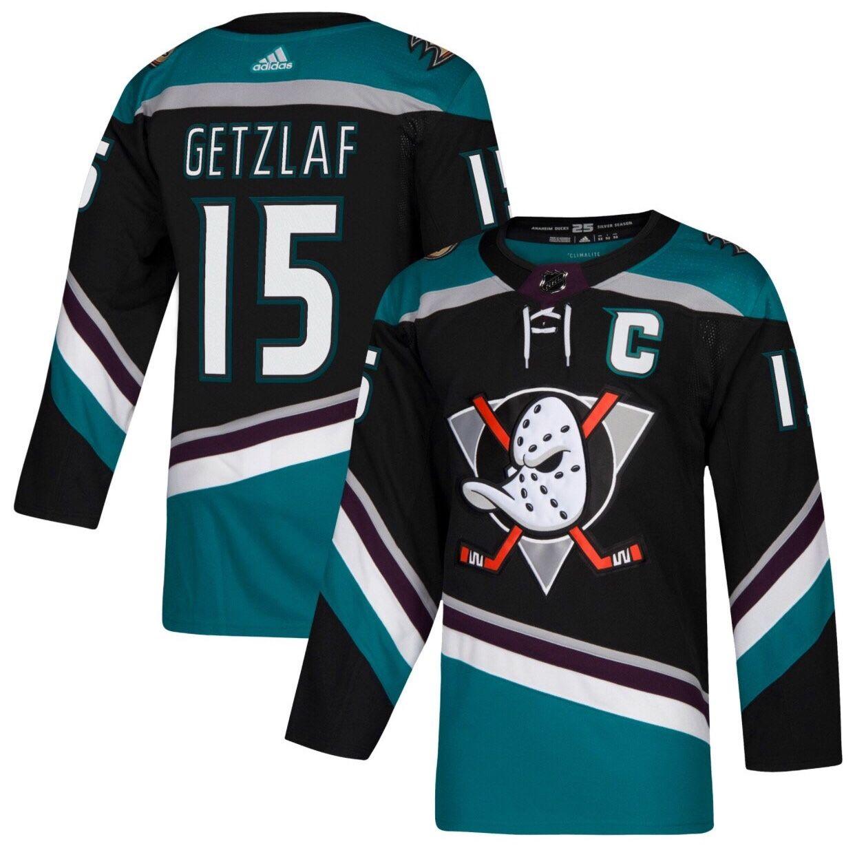 f018f9a28 Anaheim Ducks Retro Alternate NHL 2018 19 Jerseys