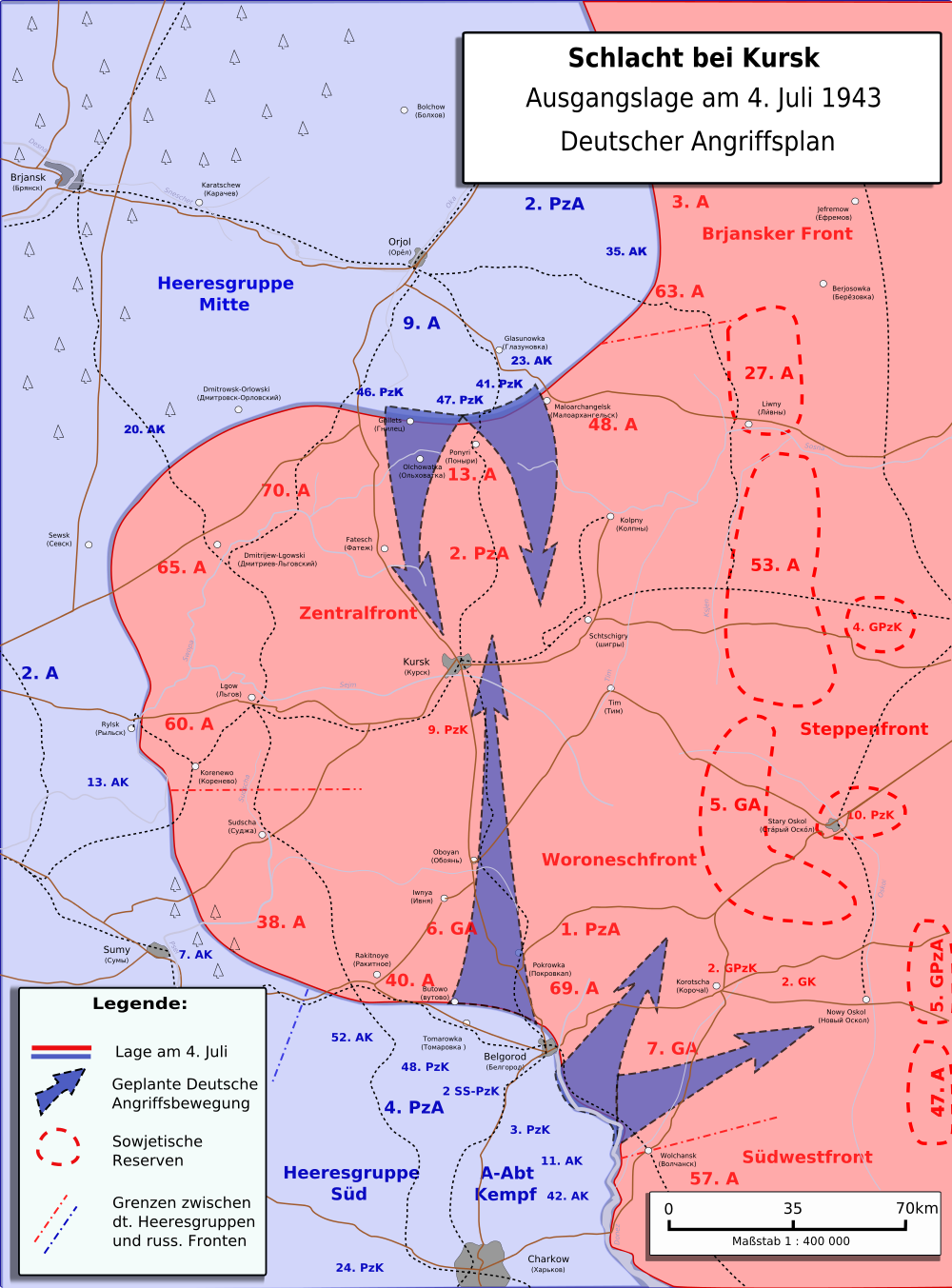 d-day battlefield map