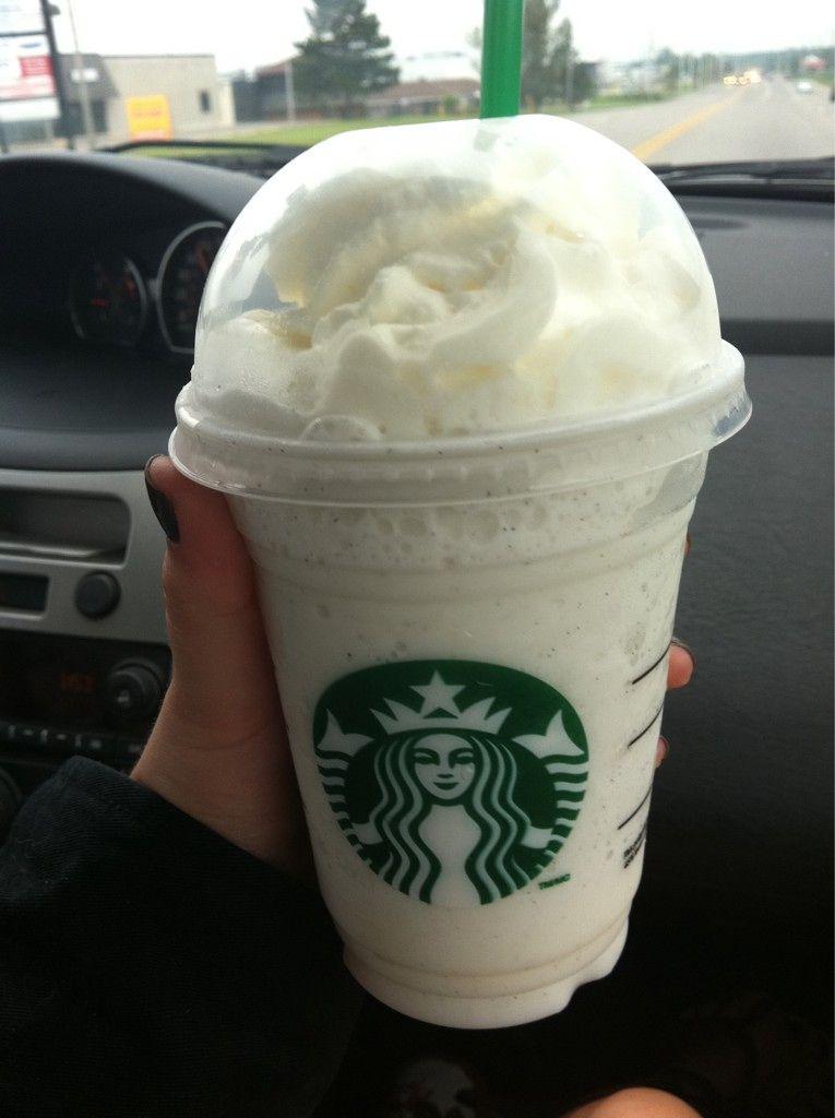 Starbucks Vanilla Bean Frappuccino 3 My Favorite Drink 3