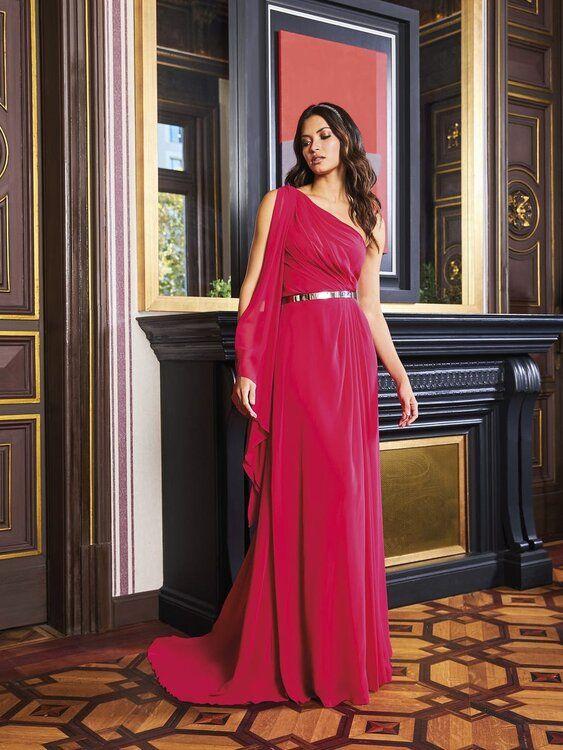 Pin em vestidos madrinhas Pink. Central Modas.
