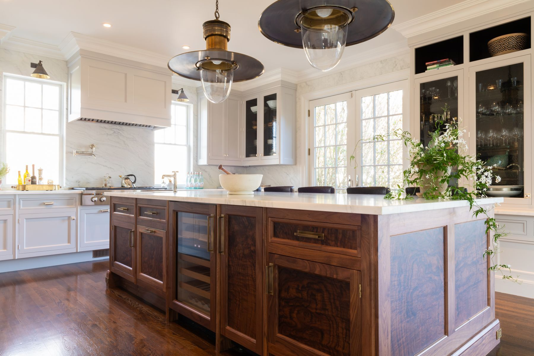 The Scullery Collection Christopher Peacock Cabinetry Kitchen
