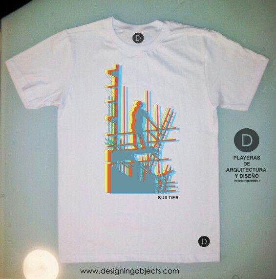 3b298183364db ANDAMIO  tshirt  architecture  architect  playera  arquitectura  arquitecto diseño  propio.