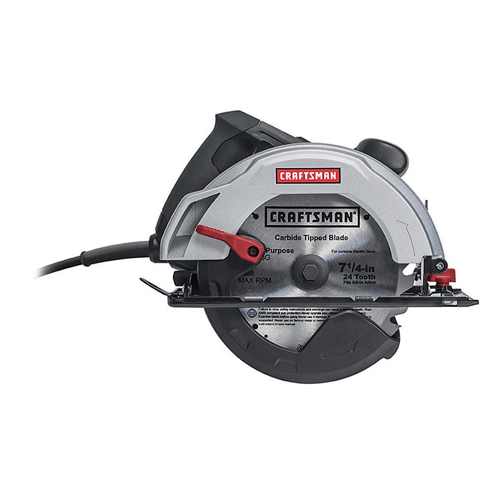 Craftsman 12 Amp 7 14 Inch Circular Saw Model 3282 Craftsman Best Woodworking Tools Woodworking Tools Workshop Essential Woodworking Tools