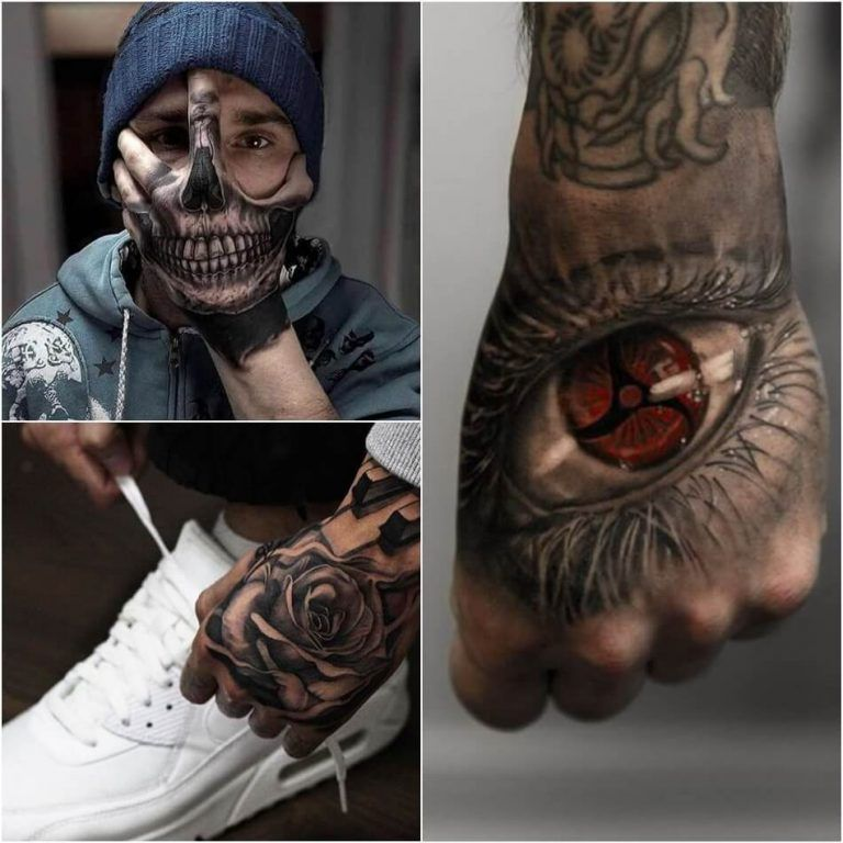 Best Hand Tattoo Ideas For Men Inked Guys Positivefox Com Hand Tattoos For Guys Arm Tattoos For Guys Tattoos For Guys