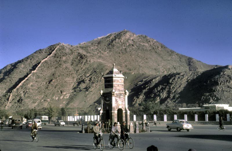 A glimpse of what Afghanistan was like in the 60s.   Kabul