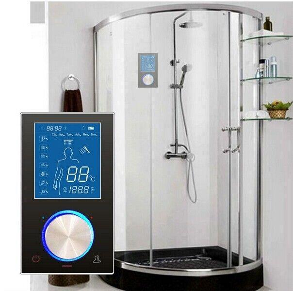Aliexpress.com : Buy Digital Shower Control System Shower Mixer Intelligent Shower  Control System For