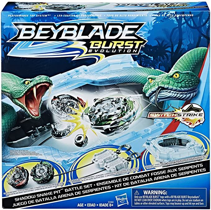 Amazon.com: BEYBLADE Burst Evolution Multicolor: Toys