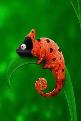 Rodrigo o camaleão daltônico kkkk