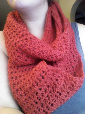 The Hippy Hooker: The Limitless Infinity Scarf - Free Crochet ...