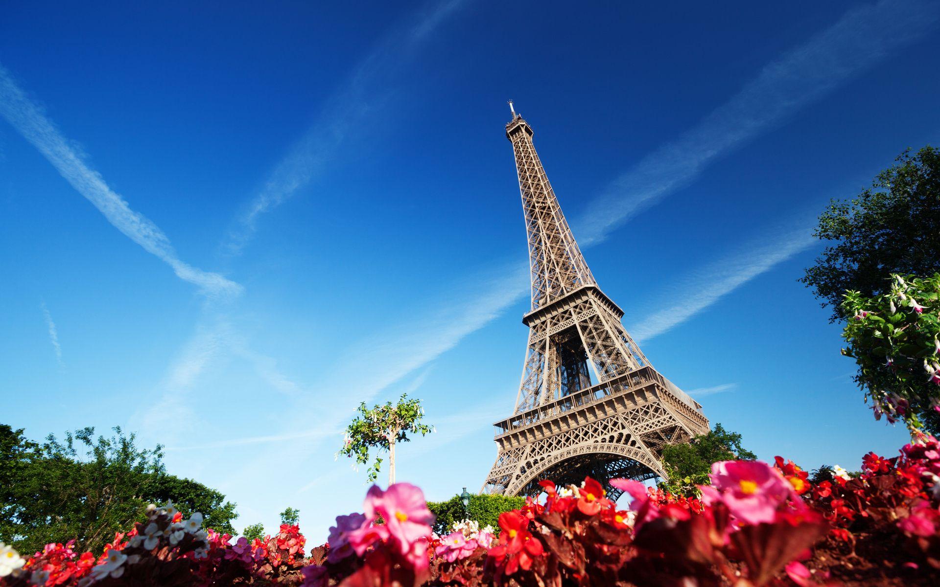 La Tour Eiffel by Iakov Kalinin - Desktop Wallpaper | J\'aime Paris ...