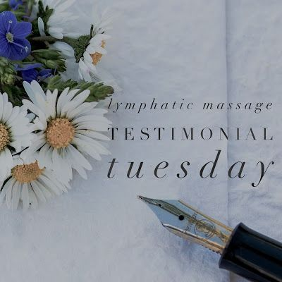 Testimonial Tuesday - swelling with Lymphedema and Plastic ...