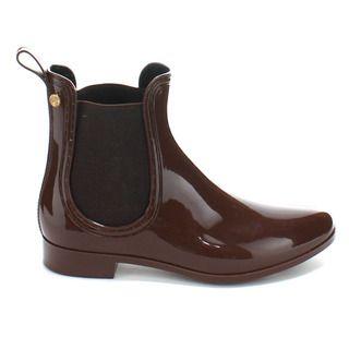 0ab714d8ec3 Forever Women s  Dottie-1  Pull-on Ankle Rain Boots
